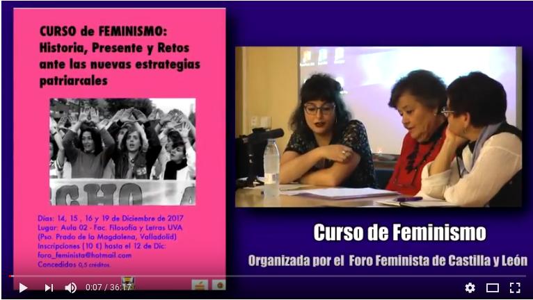 El feminismo en la actualidad